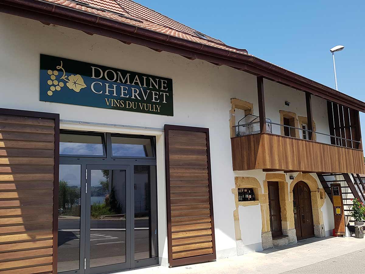 Domaine Chervet