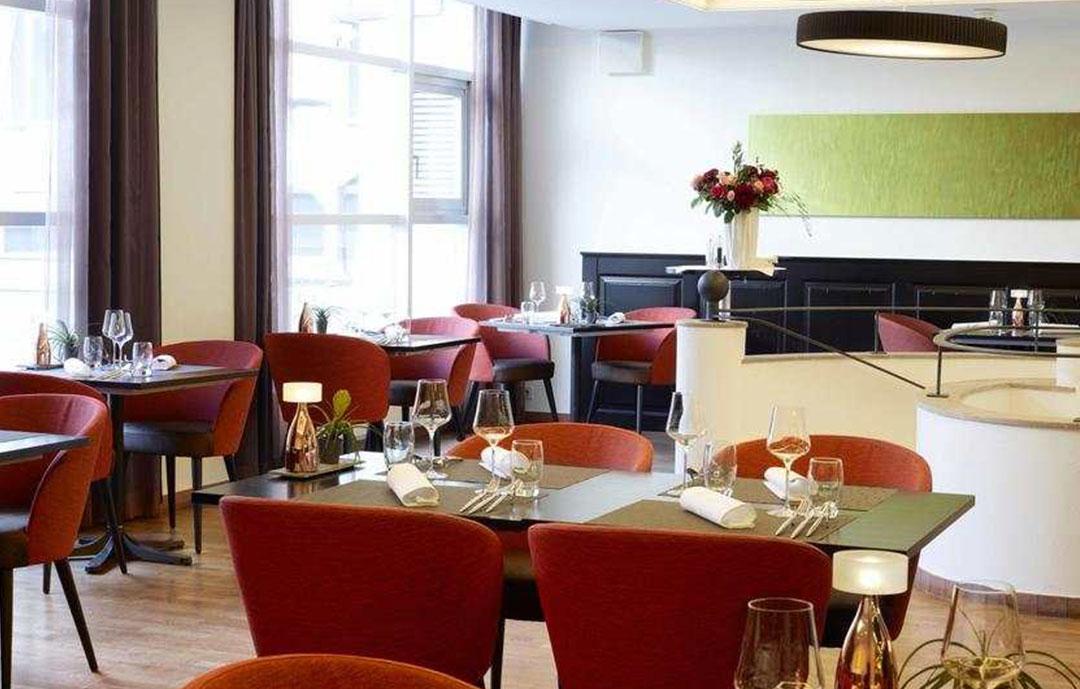 Salle de restaurant Milles Sens de Berne